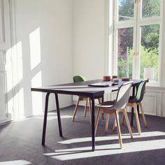 Neu 13  Chair https://www.livingdesign.be/nl/producten/meubelen/stoelen/neu-13-chair-hay-neu13oakwit