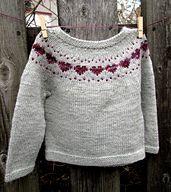 Ravelry: Little Hearts pattern by Maria Montzka