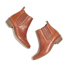 The Chelsea Boot. madewell.