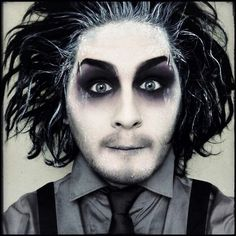 """Devin """"Ghost"""" Sola- Motionless In White"""