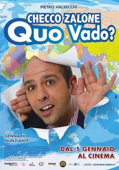 Quo vado? - streaming   Serie TV Italia