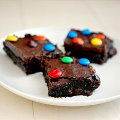 Eva Bakes - Cosmic brownies (copycat Little Debbie's)