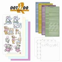 Hobbydots setje Dot & Do 03 Babies
