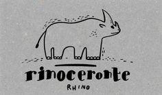 1232: Rinoceronte [The Italian For My Girlfriend book Kickstarter is live - 17 days left!]