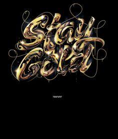 stay goldcollaboration between Rik Oostenbroek & Fabian de Lange