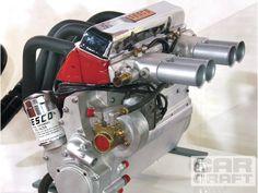 "anyone ever heard of a ""sesco"" engine"
