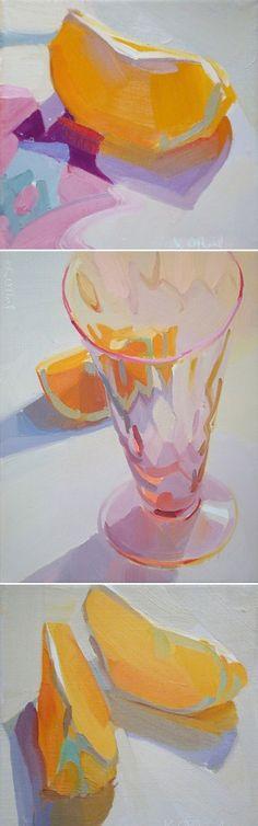 Paintings by Karen O'Neil: