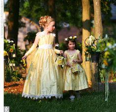 Adorable flower girls...