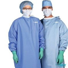 Disposable Garments: The reality is that being in the medical field can be a messy job #medicalsupplies