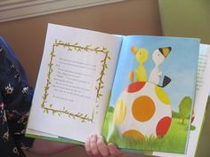 Duck and Goose book and activities...