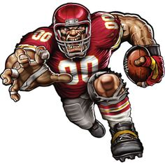 The players need the roar of the fans and nobody pumps up the crowd like your favorite team mascot! The Fathead NFL Team Mascot Wall Decal is an awesome. Nfl Football Teams, Football Art, Football Memes, Giants Football, School Football, Broncos Memes, Football Stuff, Football Program, Football Season