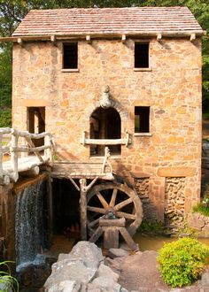 Inspiration for Annossy's mill in One Knight's Return, book 2 of the Rogues & Angels series of #medievalromances by #ClaireDelacroix