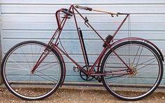 Dursley Pedersen Gents Cycle 1910...