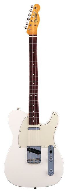 Just like mine but its missing a bigsby.   60's Fender Telecaster