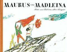 Maurus und Madleina < Alois Carigiet > Children's Picture Books, Children's Book Illustration, Childrens Books, Pictures, Painting, Animals, Fictional Characters, Design, Kid Stuff