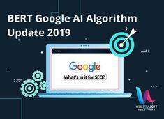 Welcome Google BERT : Google released what may be the biggest change to its search results in years, the Google BERT update. Here's what you need to know..  #googlebert #googleupdates2019 #googleupdates #seoranking #seo #1ranking #digitalmarketing Seo Ranking, Corporate Branding, Digital Marketing Services, Information Technology, App Development, Vocabulary, Ecommerce, Change, Usa