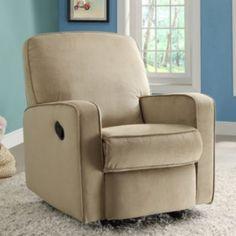 Kohl's $600 Pulaski+Sutton+Stella+Swivel+Glider+Recliner+Chair  40-36-32
