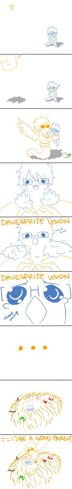 Adventures with Davesprite by Anonator on DeviantArt