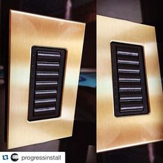 #Repost @progressinstall ・・・ Lutron SeeTouch panel в процессе монтажа : installation process #lutron #lutronlighting #button #metal #light #lighting #lightinstallation #lightingcontrol #interior#interiorlighting #homesweethome #smarthome #homeautomation #