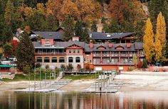 I love the roomy chalets!  -  Yosemite Hotels   Pines Resort & Conference Center   Bass Lake, CA