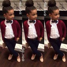 Bow tie chic Kids Fashion