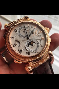 Luxury Watches For Men Most Expensive Rolex Patek Philippe Brands Vintage Swiss Made Breiling Audemars Piguet Patek Philippe, Amazing Watches, Beautiful Watches, Cool Watches, Army Watches, Fine Watches, Watches Rolex, Fossil Watches, Wrist Watches