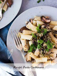 "Recept: Pasta ""Carbonara"""