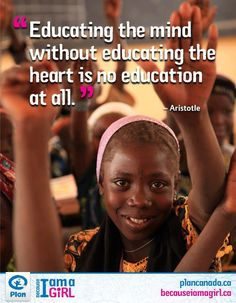 Education of WOMEN and GIRLS is essential to the maintenance of our world! Because we are the givers of LIFE, we are also responsible for being givers of KNOWLEDGE! #girlpower #simplybe