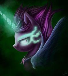 Evil Midnight Sparkle