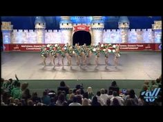 Best Pom routine I have ever seen  Floyd Central High School Large Varsity Pom Finals 2012 - YouTube
