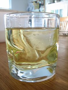 Density meltdown - an ice cube will float in oil, but water sinks in oil. What happens when an ice cube in oil melts?