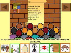 Spanish Class, Speech And Language, Ideas Para, Homeschool, Php, Speech Pathology, Short Stories, Diversity, Folktale