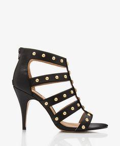 Studded Gladiator Sandals | FOREVER 21 - 2027706226