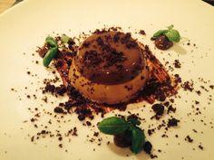 @churchyboy22 - Coffee panna cotta, chocolate crumb & fudge #FeedYourEyes Nov/Dec
