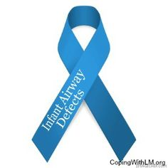 The official support ribbon for #InfantAirwayDefects
