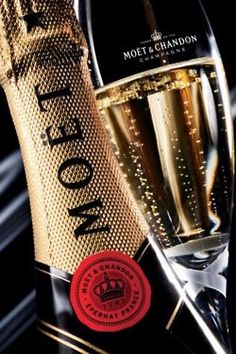 Buy Moet & Chandon Brut Imperial Champagne Bottle - In Moet Gift Box Champagne France, Champagne Moet, Champagne Taste, Moet Chandon, Perfume, Dali, Voss Bottle, Happy New Year, Cheers