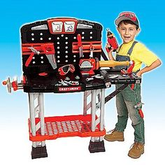 Cute Workbench for Cannon
