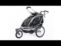 Child Carrier - Thule Chariot Chinook - YouTube