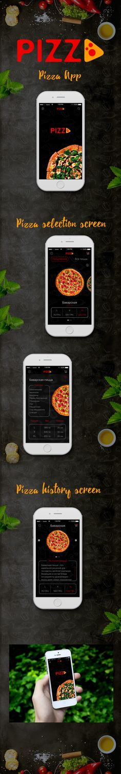 "Ta en kikk på dette @Behance-prosjektet: ""application design pizza"" https://www.behance.net/gallery/47003759/application-design-pizza"