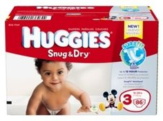 Huggies Snug & Dry (Giveaway) diapers/pampers | betsy-v.com