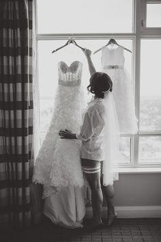 #bride #weddingdress #wedding #weddingphotography #weddingphotographer #weddinginspiration | Brandon Scott Photography