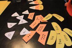 Ever Never Again: Candy Corn and Preschool Math
