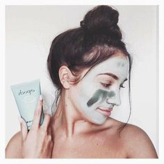 Our epoch glacial mud mask, great for clear skin Epoch Mud Mask, Marine Mud Mask, Glacial Marine Mud, Skin Mask, Nu Skin Mud Mask, Uneven Skin Tone, Skin Food, How To Treat Acne, Facial