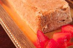 Pastel de Avena Fitness con manzana en microondas - fitmumtsita Comidas Light, Cornbread, Meal Prep, Cheesecake, Tasty, Meals, Cooking, Chocolate Blanco, Healthy