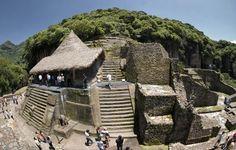 Malinalco, zona arqueologica