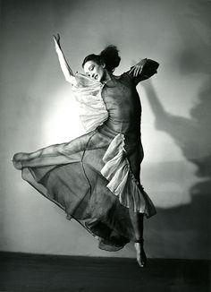 "Doris Humphrey, ""Square Dance for Moderns"" (Waltz) by Haggerty Museum, via Flickr"