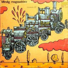 Locomotiv GT - Mindig Magasabbra Progressive Rock, World Music, Lps, Rock Music, Vinyl Records, Album Covers, African, Rock