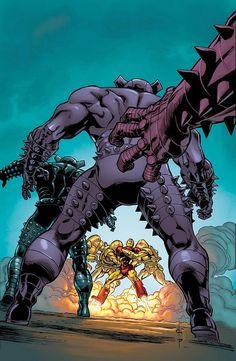 Tony Stark IRON MAN by Dave Ross