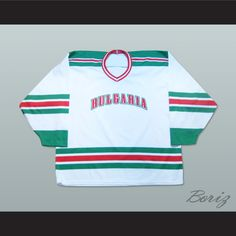 Interested to buy Bulgaria National Team Hockey Jersey Any Player or Number, Bulgaria ? Pay A Visit to http://www.borizcustomsportsjerseys.com/product-p/bulgaria.htm