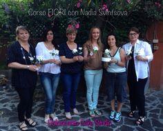 Corso Fiori con Nadia Svintsova 6 Giugno 2015